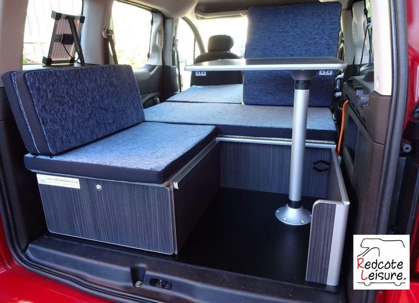 2013 Peugeot Partner Tepee SE Micro Camper (8)