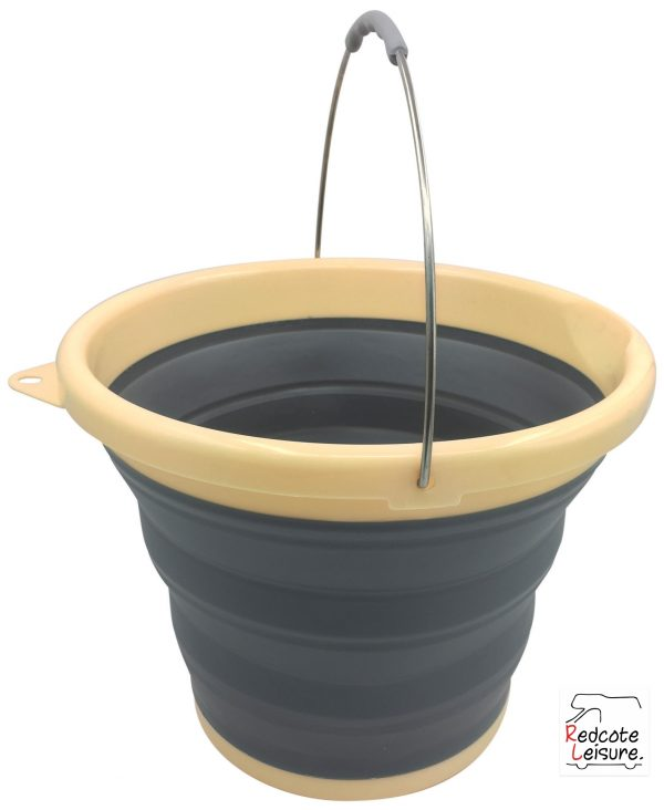 7 LITRE COLLAPSIBLE BUCKET