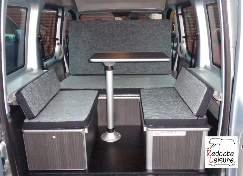 2006 Renault Kangoo Authentique Micro Camper (20)