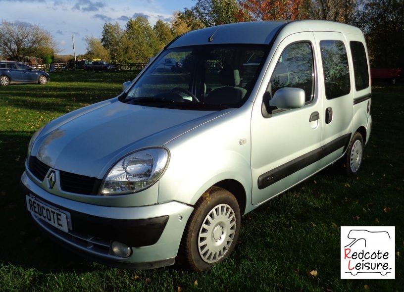 2006 Renault Kangoo Expression Micro Camper (1)