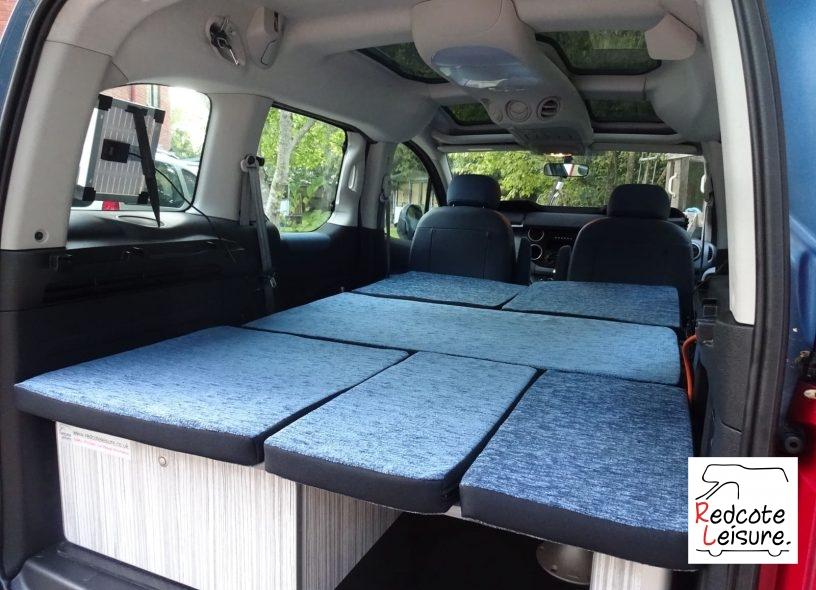 2009 Citroen Berlingo Multispace VTR Micro Camper (35)