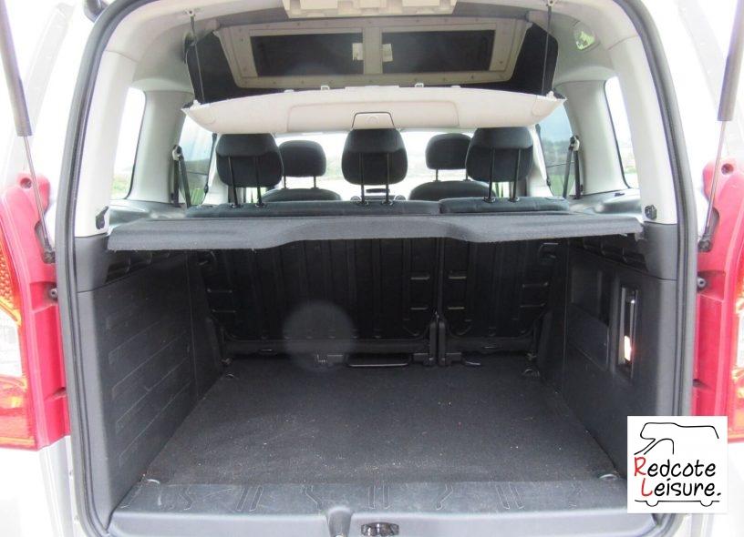 2010 Peugeot Partner Tepee Micro Camper (13)