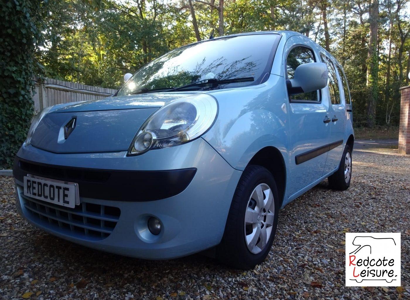 2010 Renault Kangoo Expression 16v Micro Camper Vario (1)