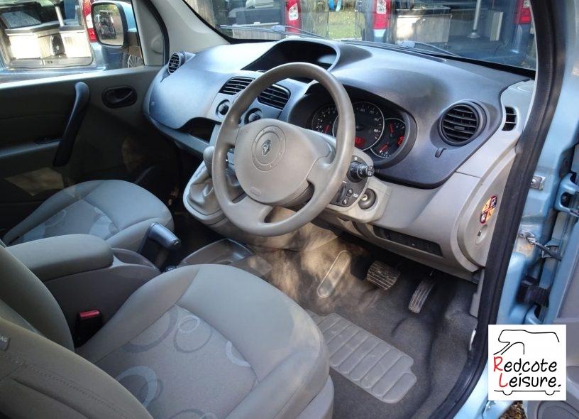 2010 Renault Kangoo Expression 16v Micro Camper Vario (11)