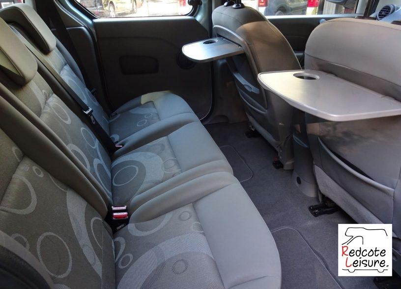 2010 Renault Kangoo Expression 16v Micro Camper Vario (13)