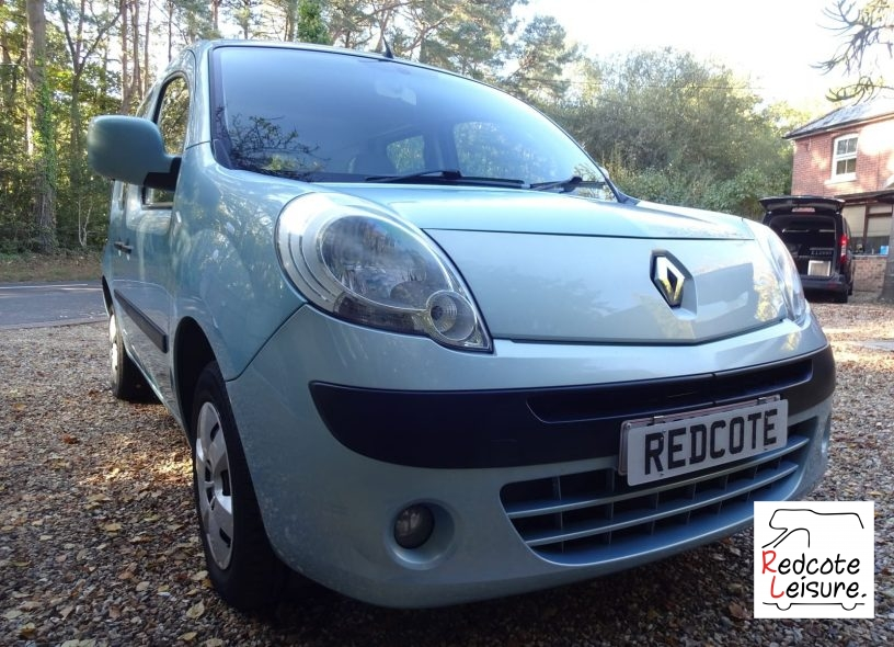 2010 Renault Kangoo Expression 16v Micro Camper Vario (18)