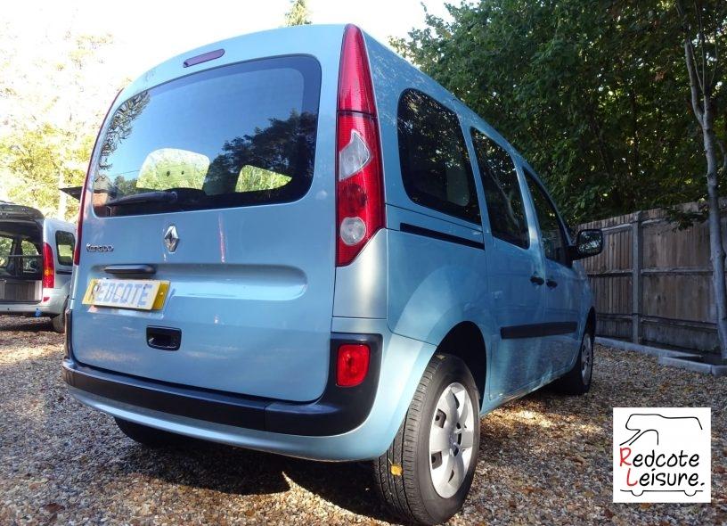 2010 Renault Kangoo Expression 16v Micro Camper Vario (3)