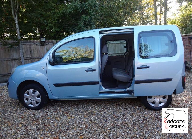 2010 Renault Kangoo Expression 16v Micro Camper Vario (6)