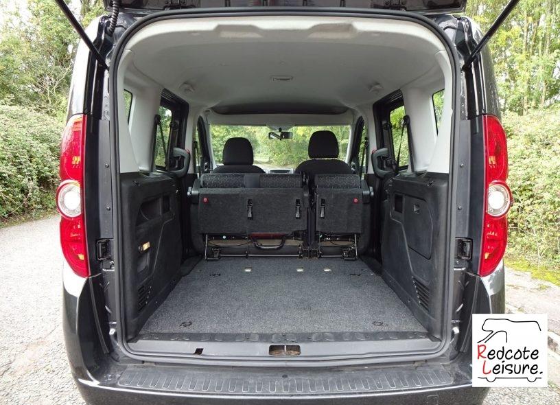 2011 Fiat Doblo Dynamic Micro Camper (12)