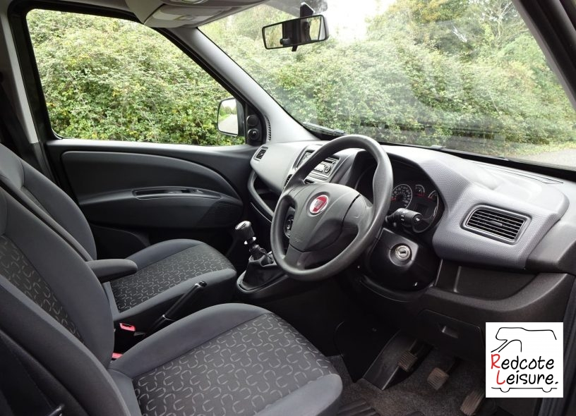 2011 Fiat Doblo Dynamic Micro Camper (13)