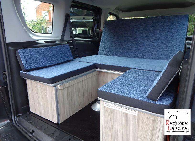 2011 Fiat Doblo Dynamic Micro Camper Inside (10)