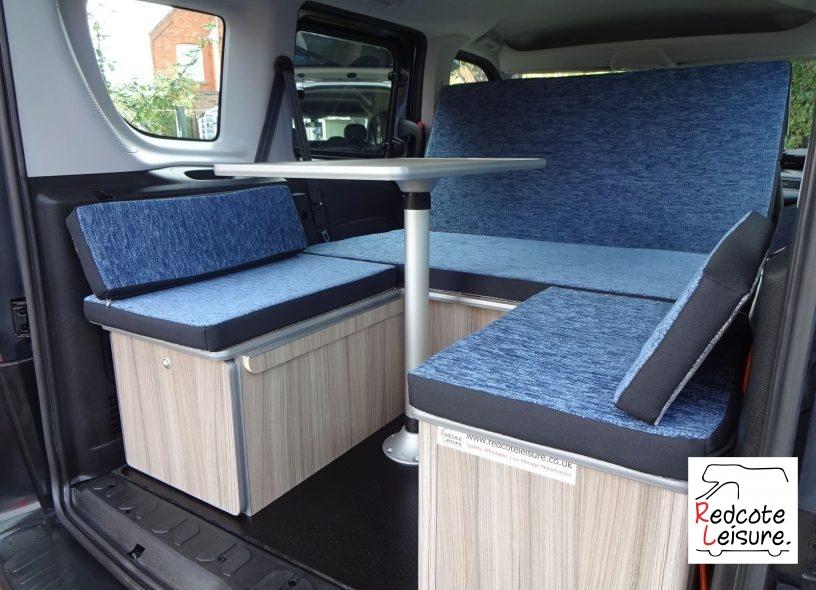 2011 Fiat Doblo Dynamic Micro Camper Inside (11)
