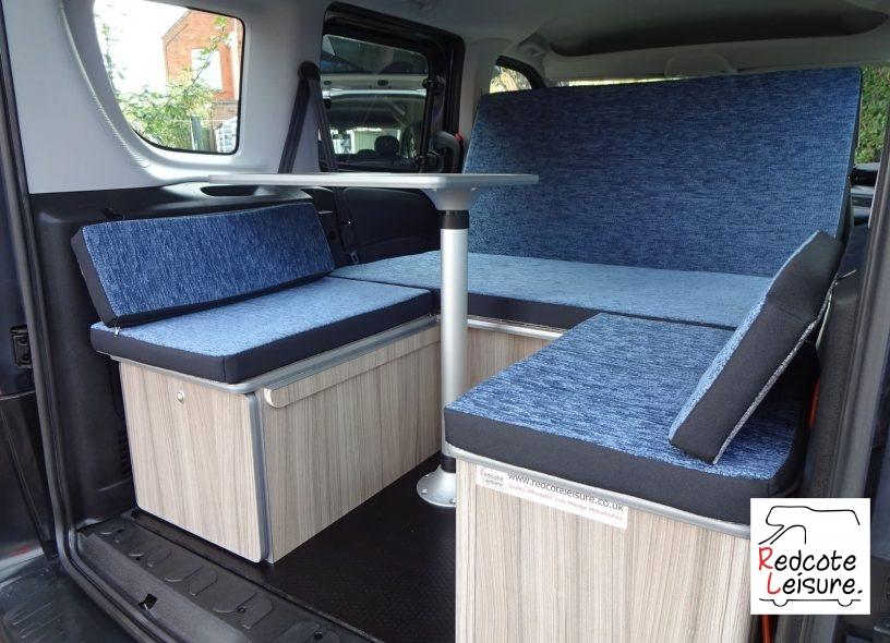 2011 Fiat Doblo Dynamic Micro Camper Inside (12)