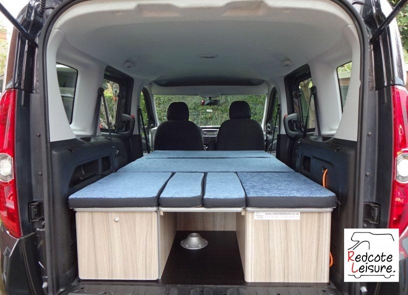 2011 Fiat Doblo Dynamic Micro Camper Inside (2)