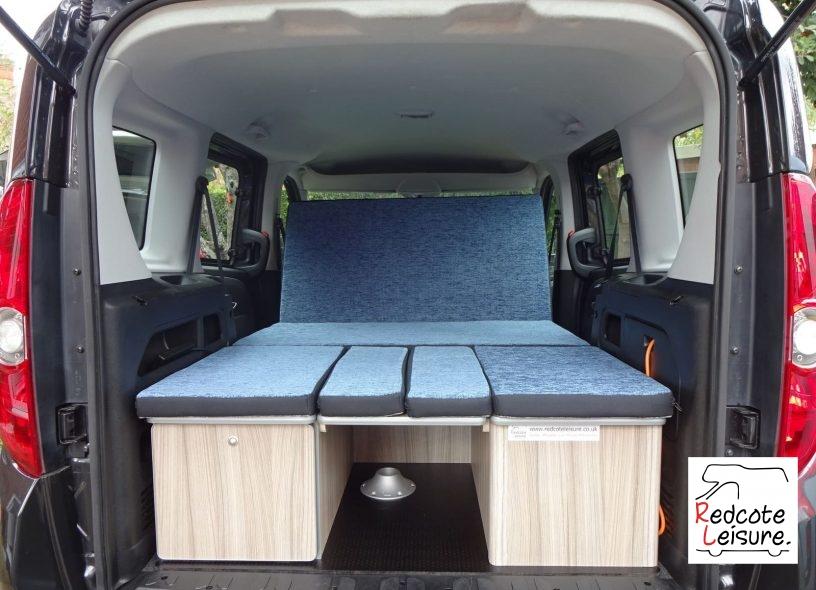 2011 Fiat Doblo Dynamic Micro Camper Inside (3)