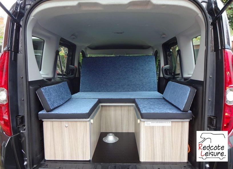 2011 Fiat Doblo Dynamic Micro Camper Inside (4)