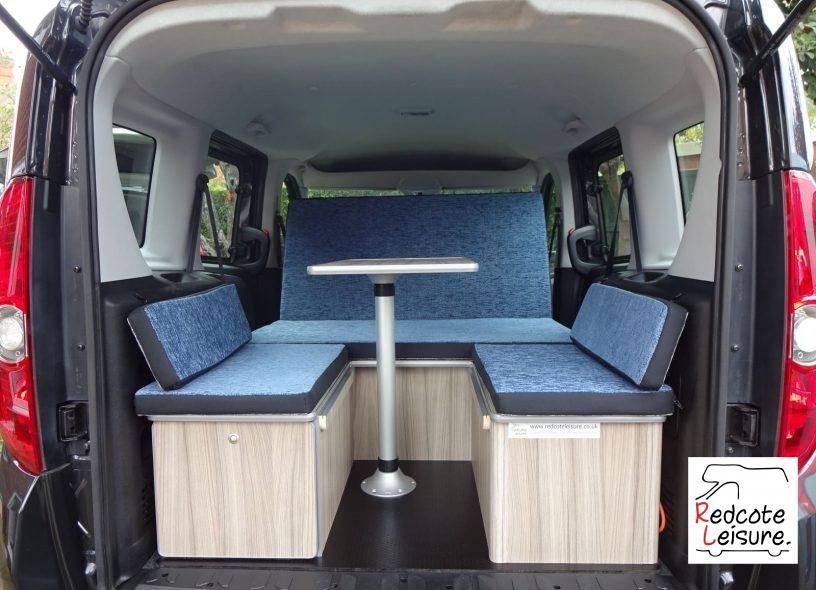 2011 Fiat Doblo Dynamic Micro Camper Inside (5)