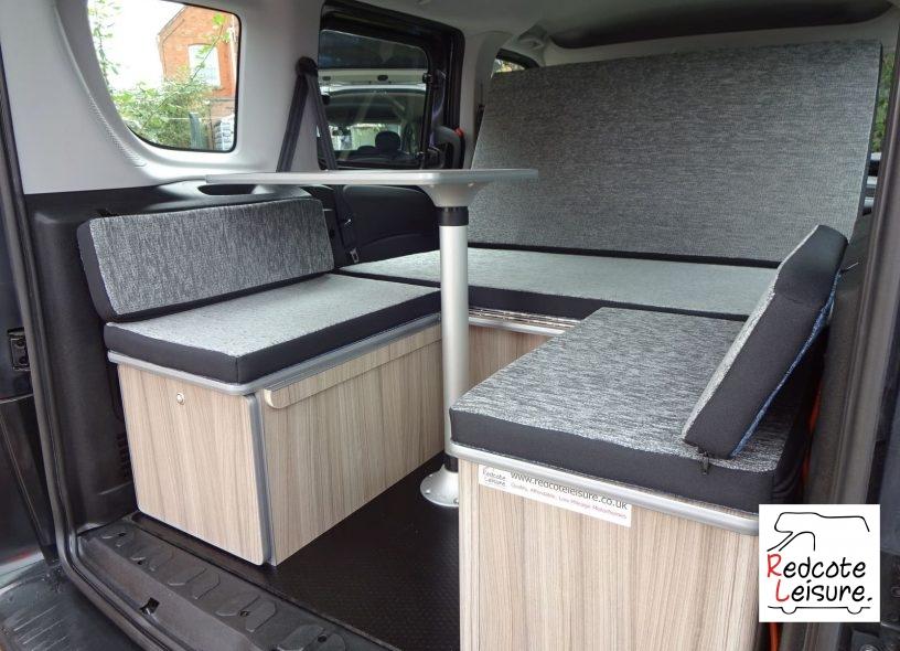 2011 Fiat Doblo Dynamic Micro Camper Inside (7)