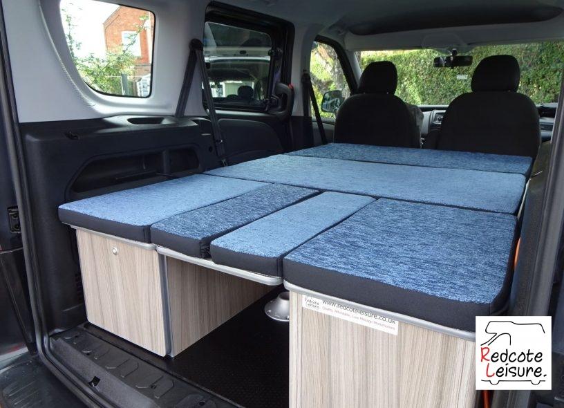 2011 Fiat Doblo Dynamic Micro Camper Inside (8)