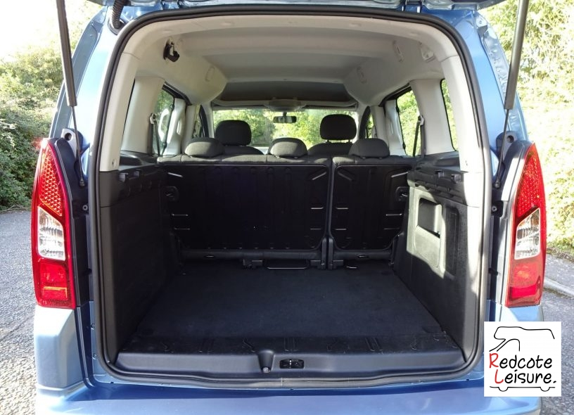 2012 Peugeot Partner Tepee Micro Camper (10)