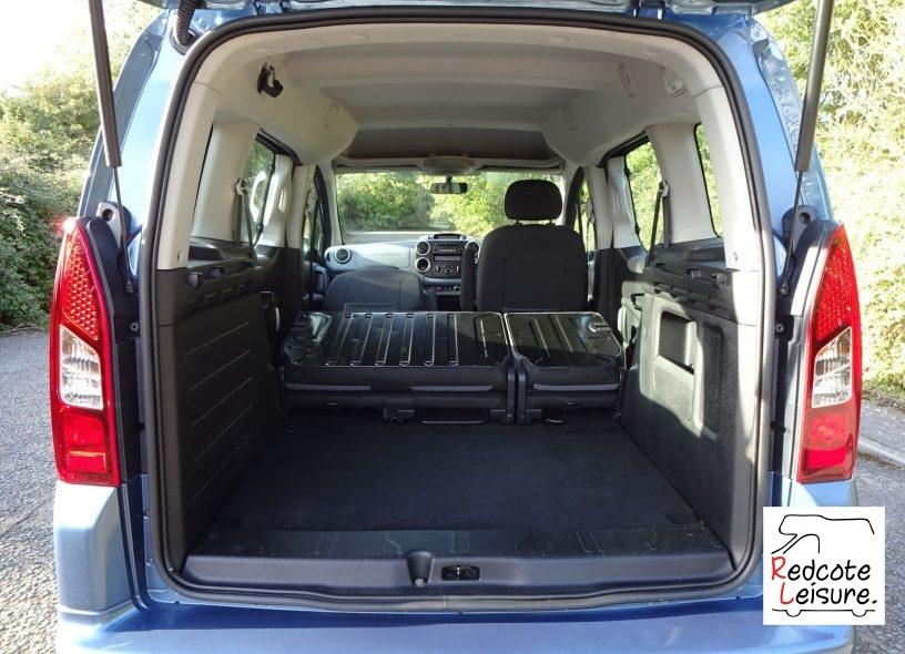 2012 Peugeot Partner Tepee Micro Camper (13)