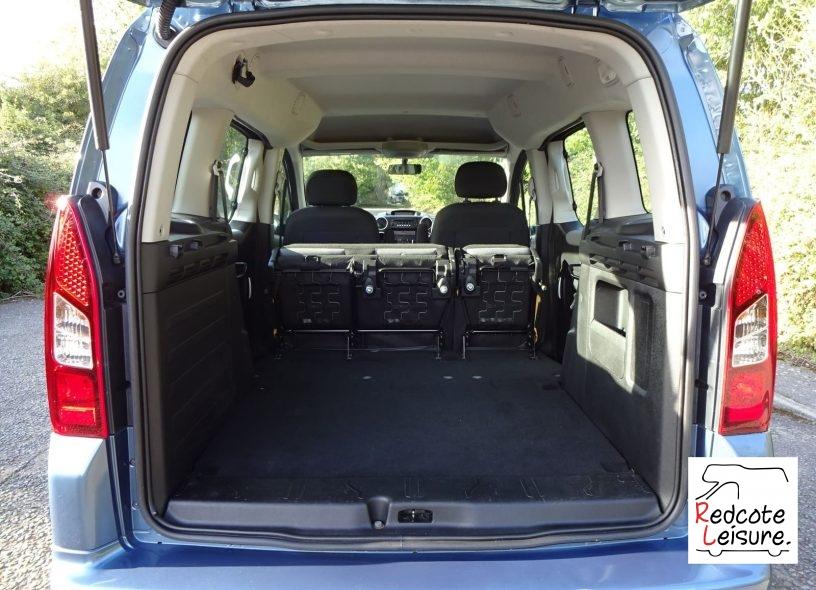 2012 Peugeot Partner Tepee Micro Camper (15)