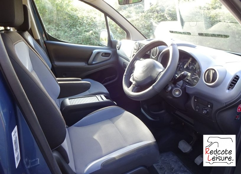 2012 Peugeot Partner Tepee Micro Camper (16)