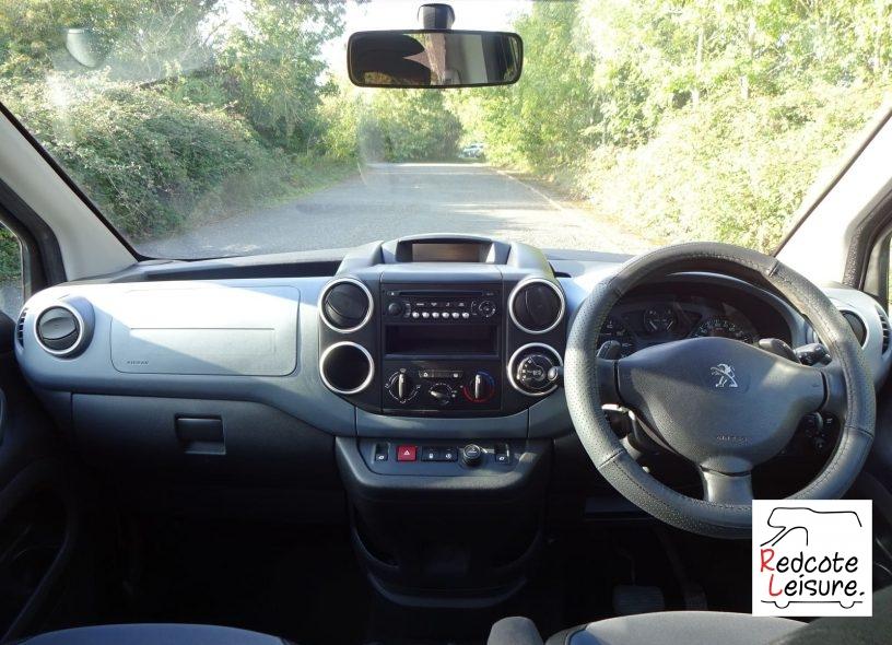 2012 Peugeot Partner Tepee Micro Camper (18)