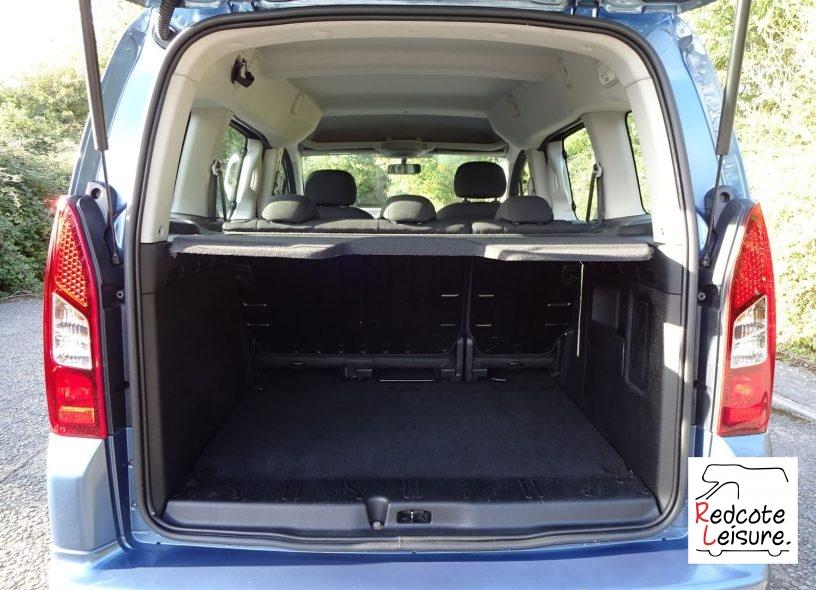 2012 Peugeot Partner Tepee Micro Camper (9)