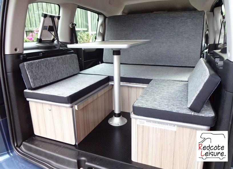 2012 Peugeot Partner Tepee S Micro Camper (1)