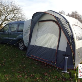 Redcote Leisure Adventurer Air Tailgate (Rear Fixing) (1)