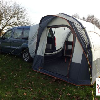 Redcote Leisure Adventurer Air Tailgate (Rear Fixing) (10)