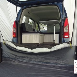 Redcote Leisure Adventurer Air Tailgate (Rear Fixing) (20)