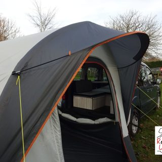 Redcote Leisure Adventurer Air Tailgate (Rear Fixing) (25)