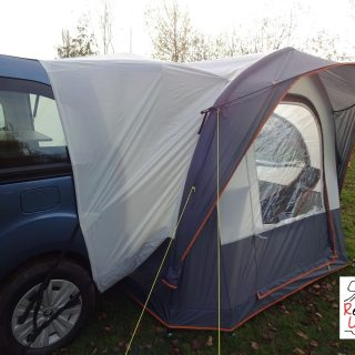 Redcote Leisure Adventurer Air Tailgate (Rear Fixing) (26)