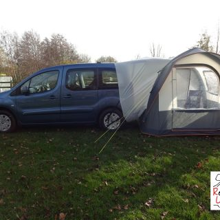 Redcote Leisure Adventurer Air Tailgate (Rear Fixing) (5)