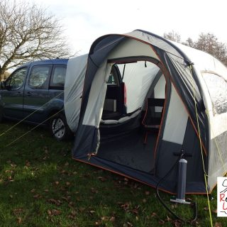 Redcote Leisure Adventurer Air Tailgate (Rear Fixing) (7)