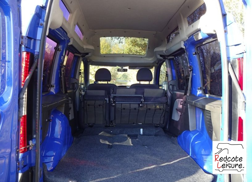 2006 Fiat Doblo Active High Roof Micro Camper (11)