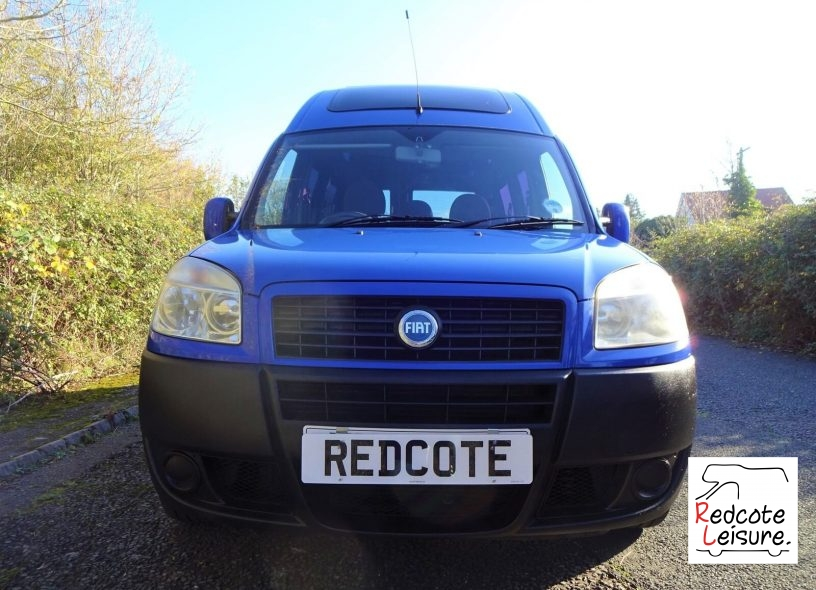 2006 Fiat Doblo Active High Roof Micro Camper (15)