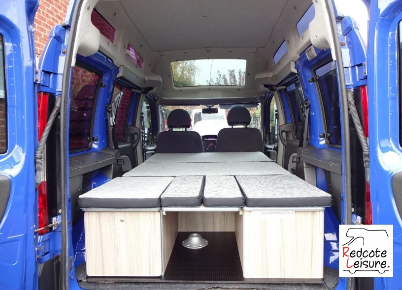 2006 Fiat Doblo Active High Roof Micro Camper (2)