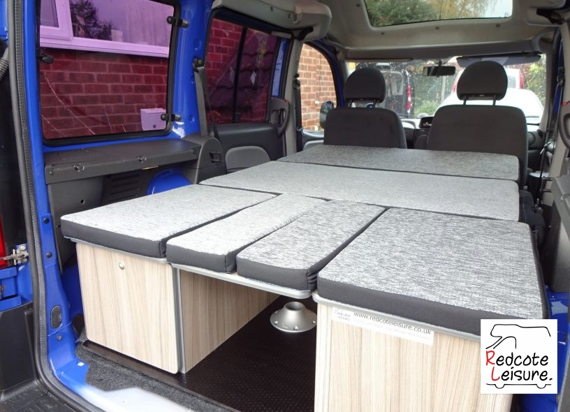 2006 Fiat Doblo Active High Roof Micro Camper (21)