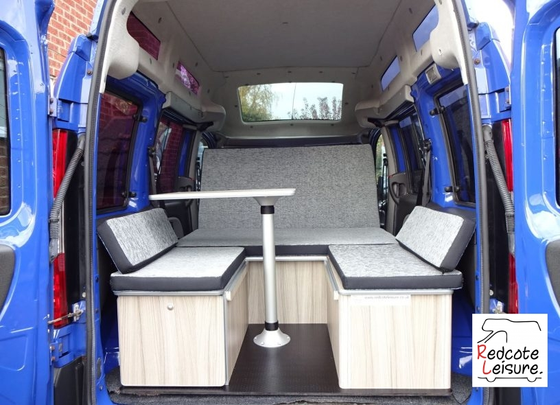 2006 Fiat Doblo Active High Roof Micro Camper (5)