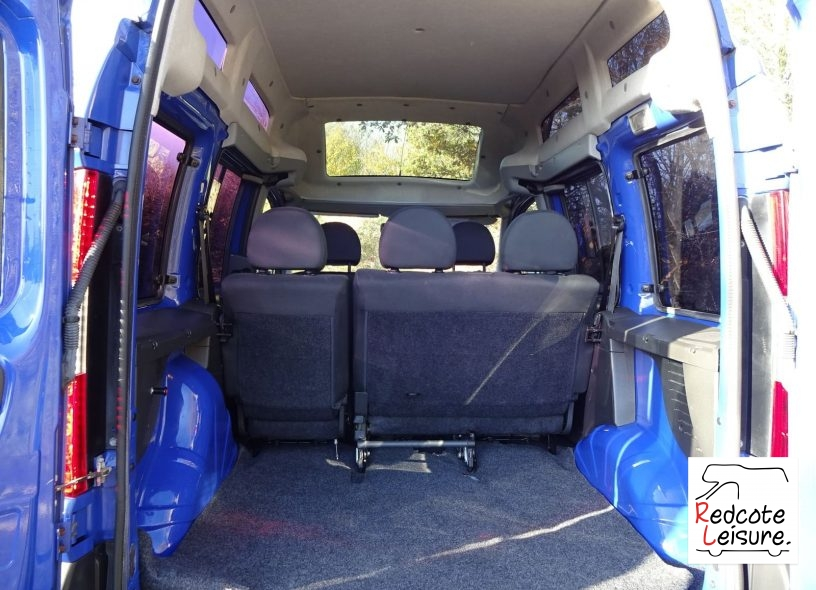 2006 Fiat Doblo Active High Roof Micro Camper (7)