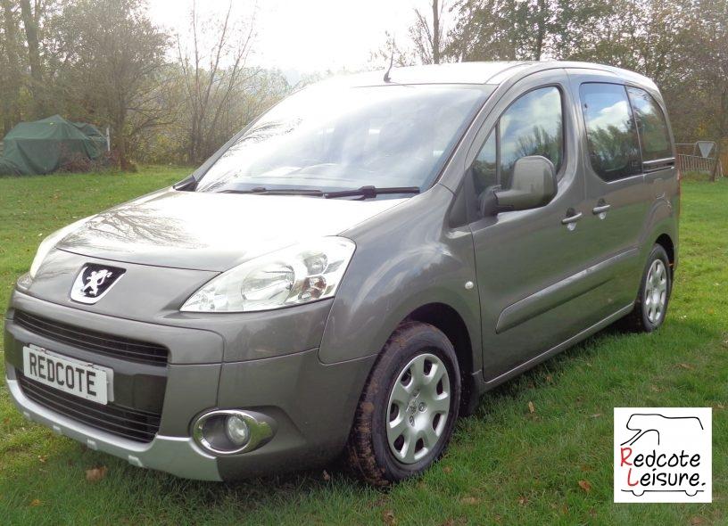 2008 Peugeot Partner Tepee S Micro Camper (1)