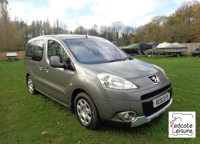 2008 Peugeot Partner Tepee S Micro Camper (12)
