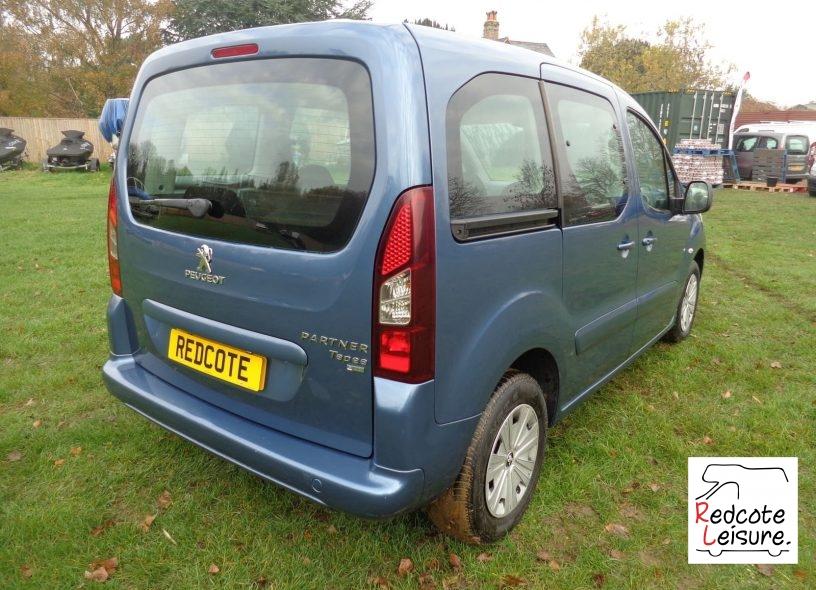 2008 Peugeot Partner Tepee S Micro Camper (18)