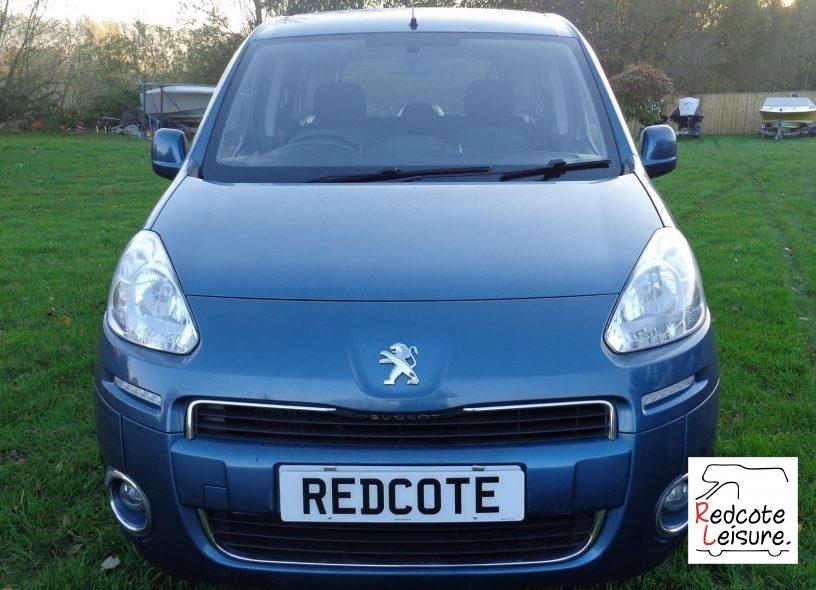 2008 Peugeot Partner Tepee S Micro Camper (19)