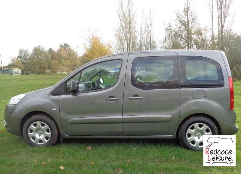 2008 Peugeot Partner Tepee S Micro Camper (2)