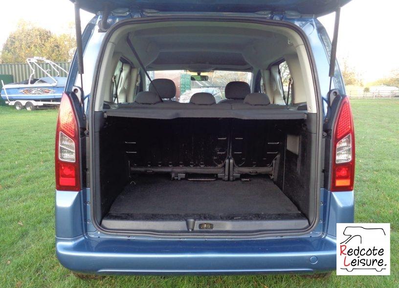 2008 Peugeot Partner Tepee S Micro Camper (4)