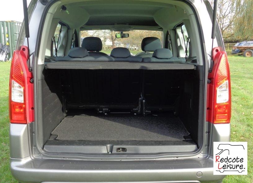 2008 Peugeot Partner Tepee S Micro Camper (5)